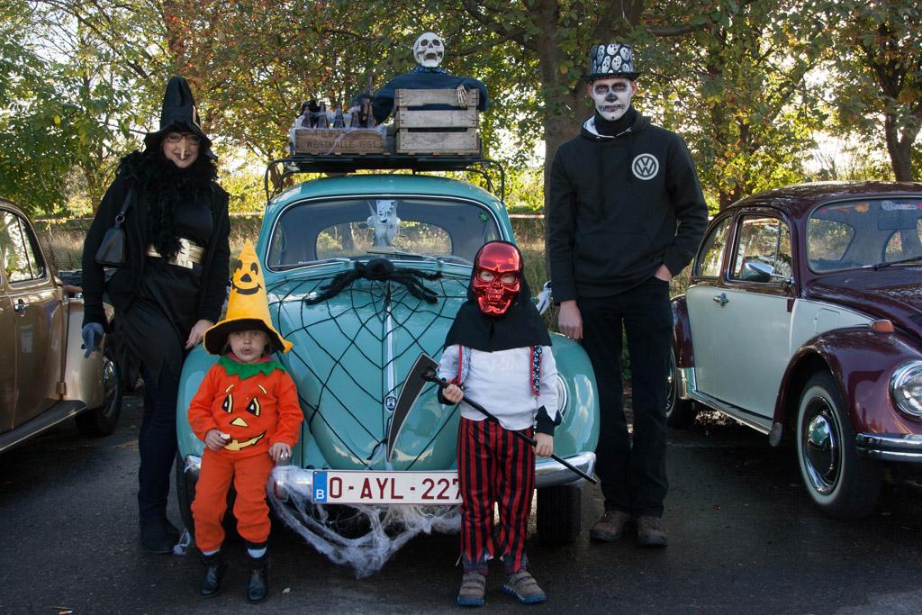 Halloween Zwijndrecht.Halloween In Fort Liefkenshoek Waaskrant